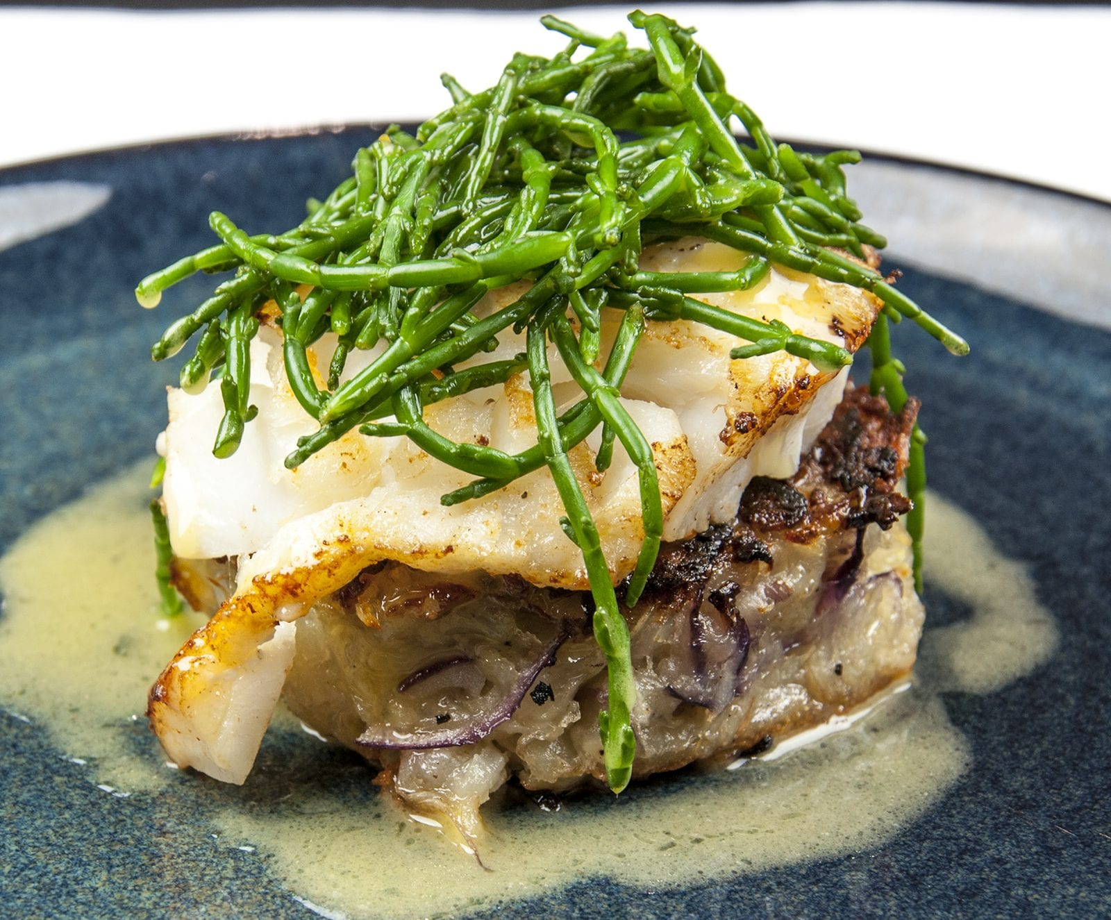 Pan Fried Cod With Classic Beurre Blanc The Yum Yum Club