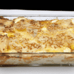 EEver wondered how to make Cheesy Dauphinoise Potatoes? Or Gratin Dauphinoise as the French say!! :) Well, with only 4 ingredients this is a fantastic, simple and tasty potato side dish great to accompany any meat. Yum! | theyumyumclub