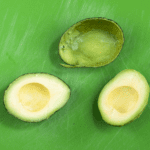 Remove the stones and skin from the avocado | theyumyumclub.com