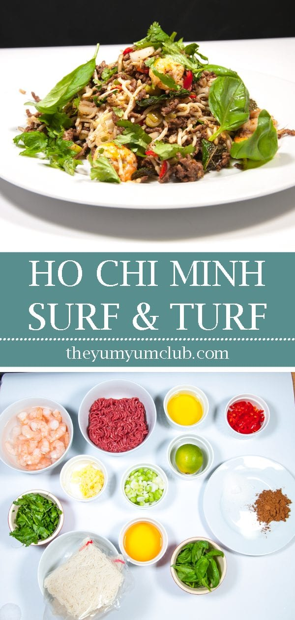 Ho Chi Minh Surf and Turf| https://theyumyumclub.com/2019/07/22/ho-chi-minh-surf-turf/