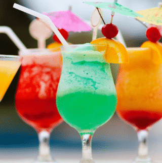 Famous Cocktails In The World